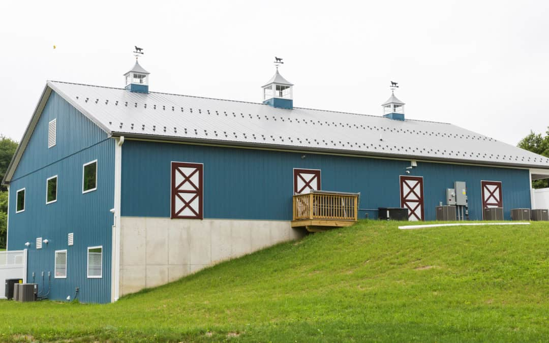 Everything You Need to Know Before Building a Bank Barn