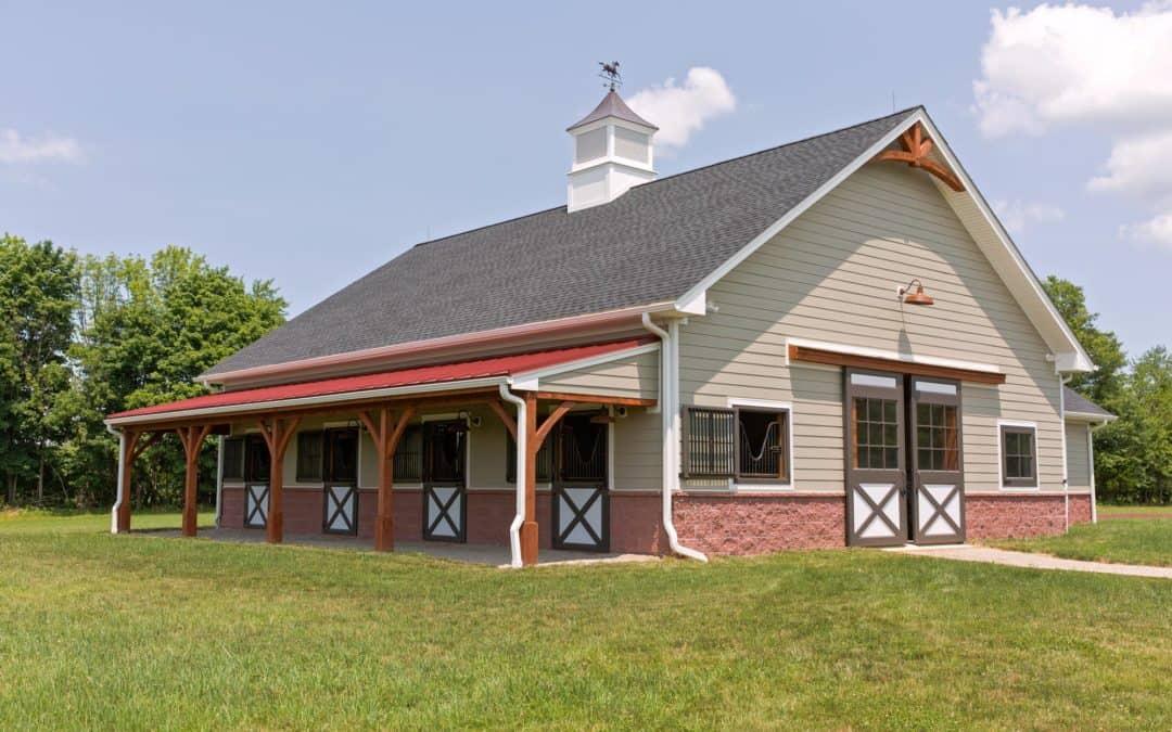 Efficient Agricultural Building Design & Construction