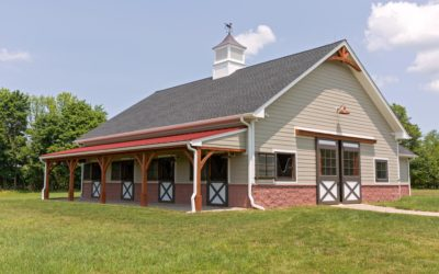 Barn with Living Quarters in NJ