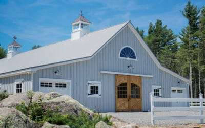 Barns with Living Quarters