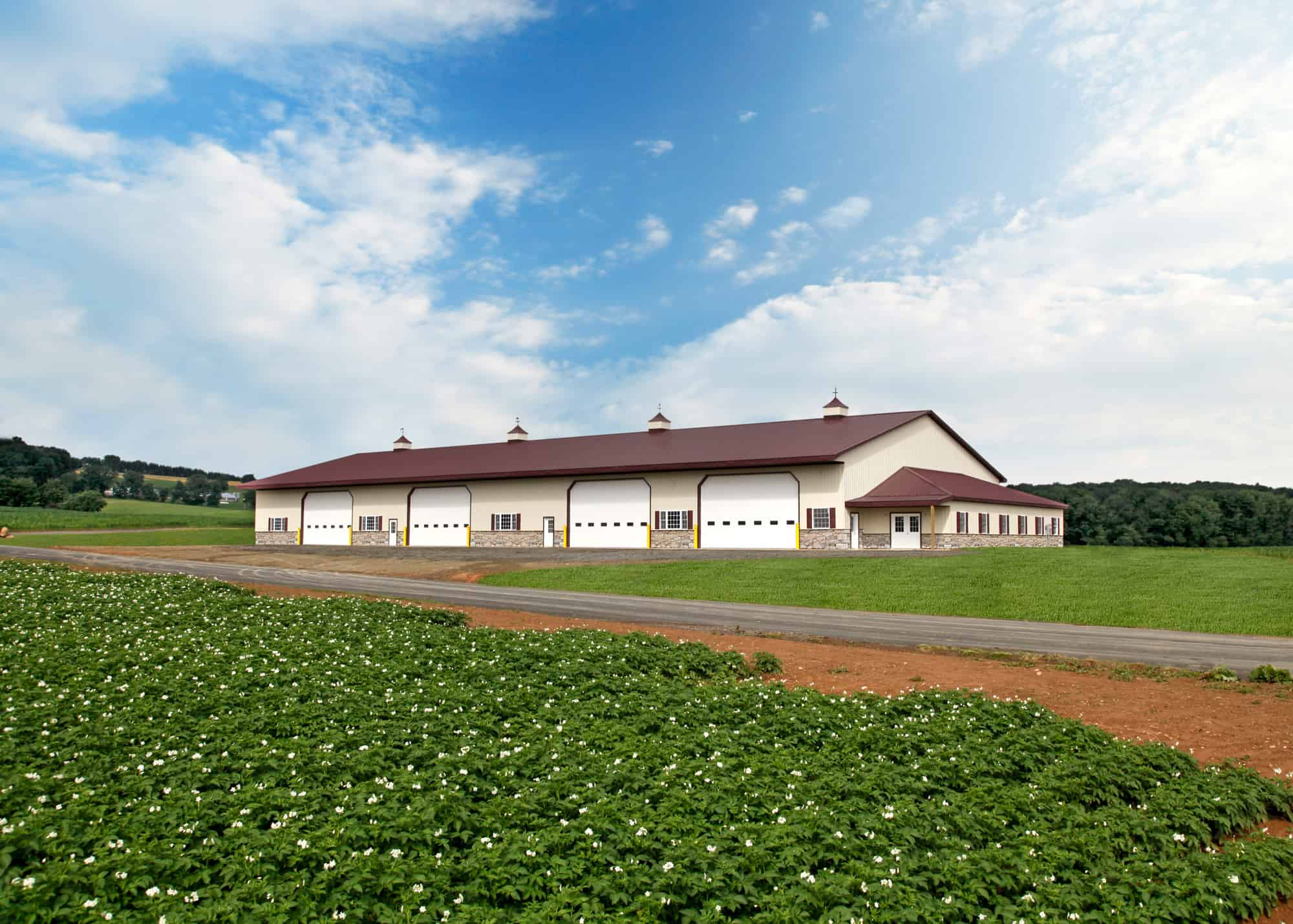 Agriculture facility in Elysburg, PA