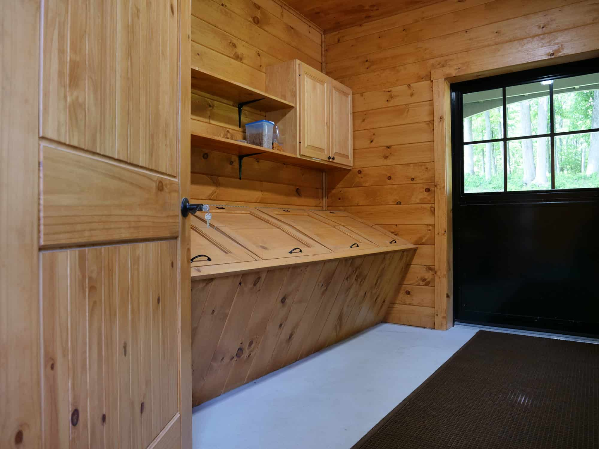 Why You Need A Tack Room For New Horse Barn