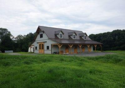 Exterior Equestrian Facility