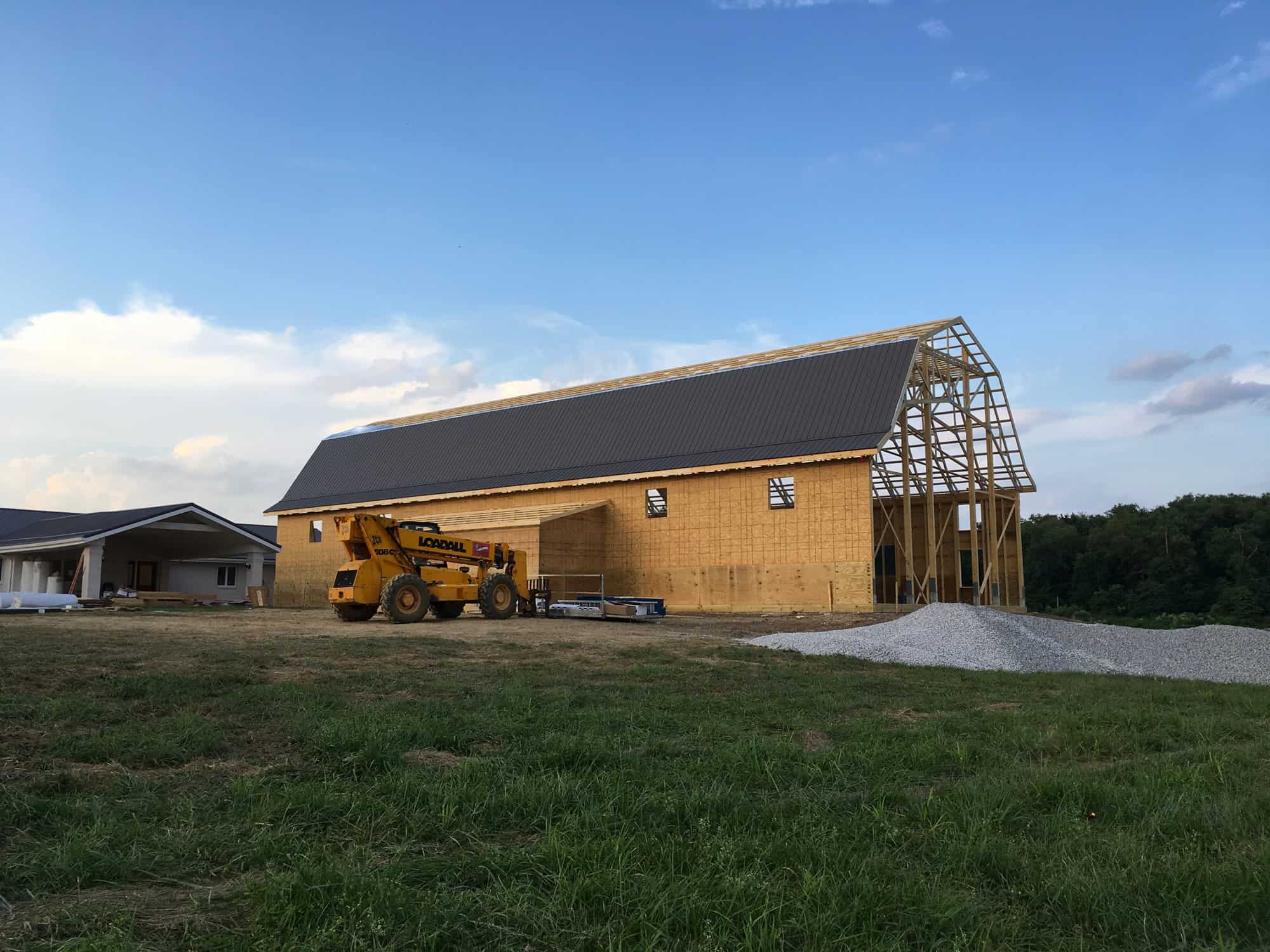 party barn mass timber