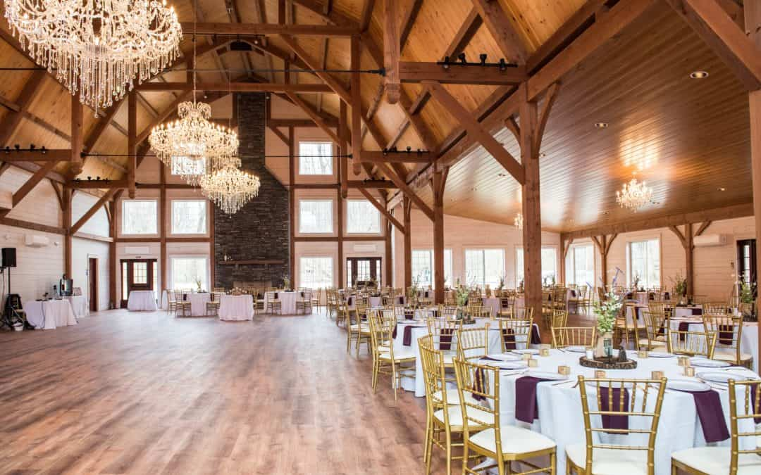 Timber Frames: Connecting the Old with the New