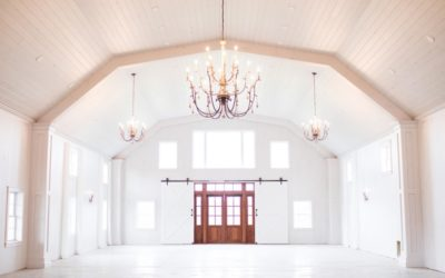 A Simple and Elegant Wedding Barn Graces Southwest Pennsylvania