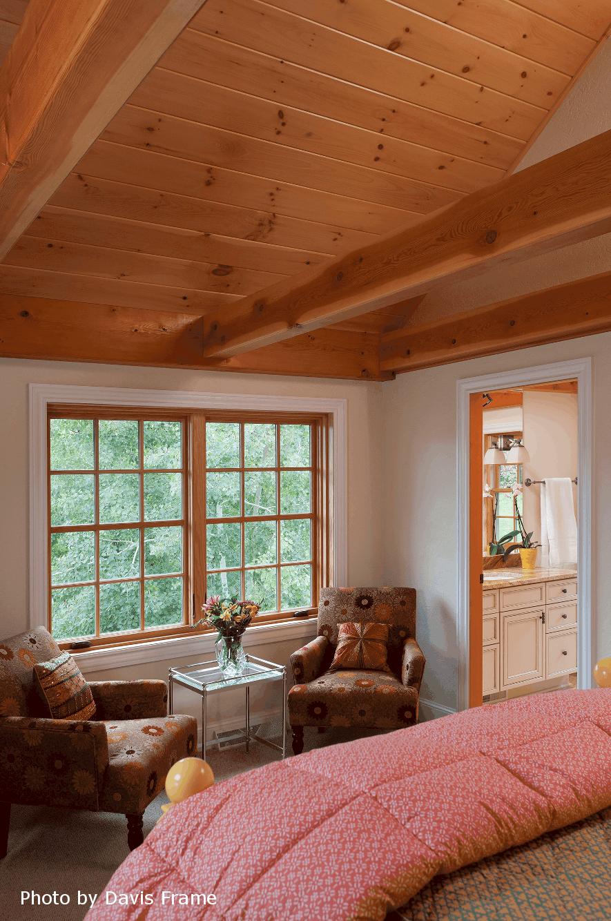 mass timber master suite