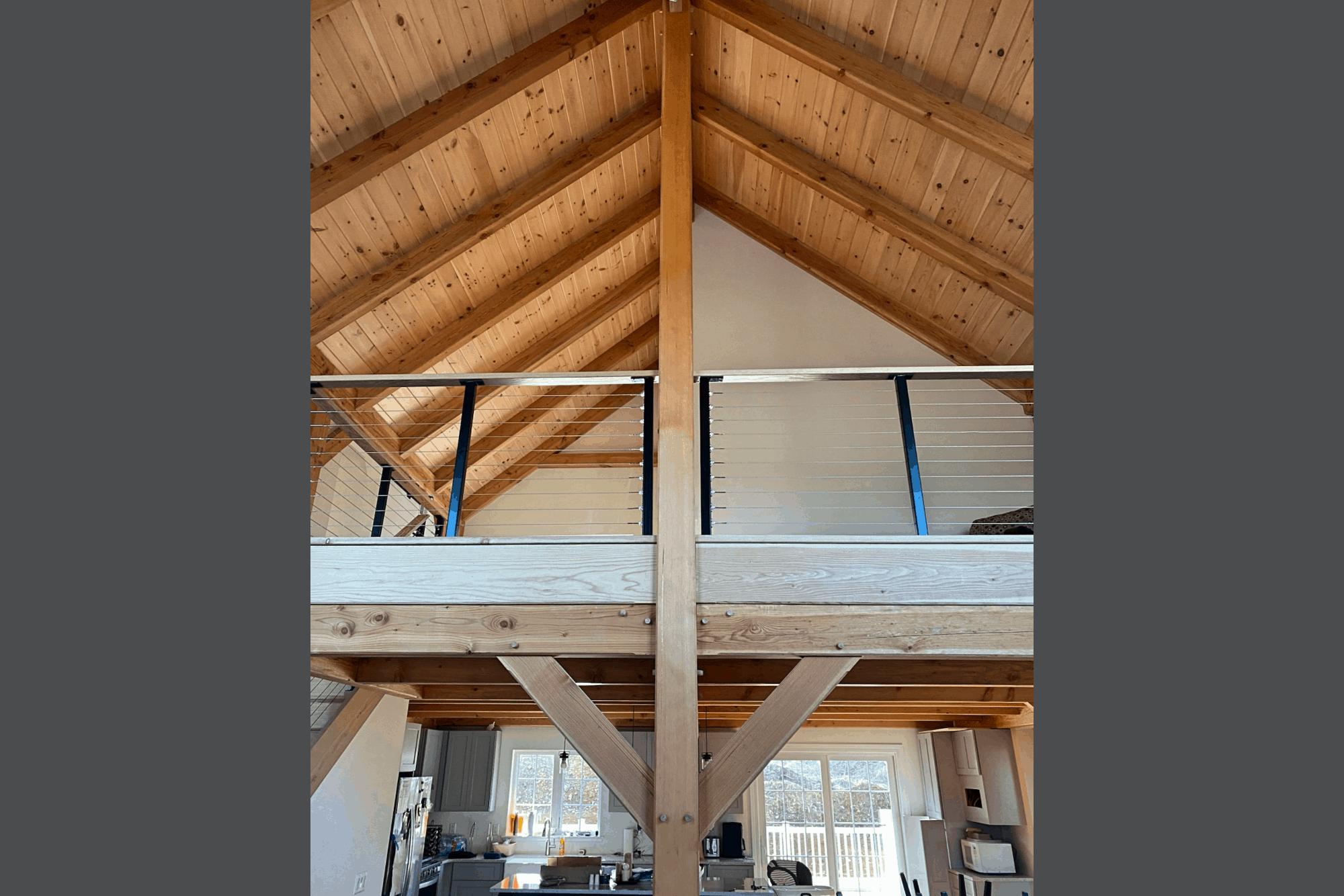 loft mass timber