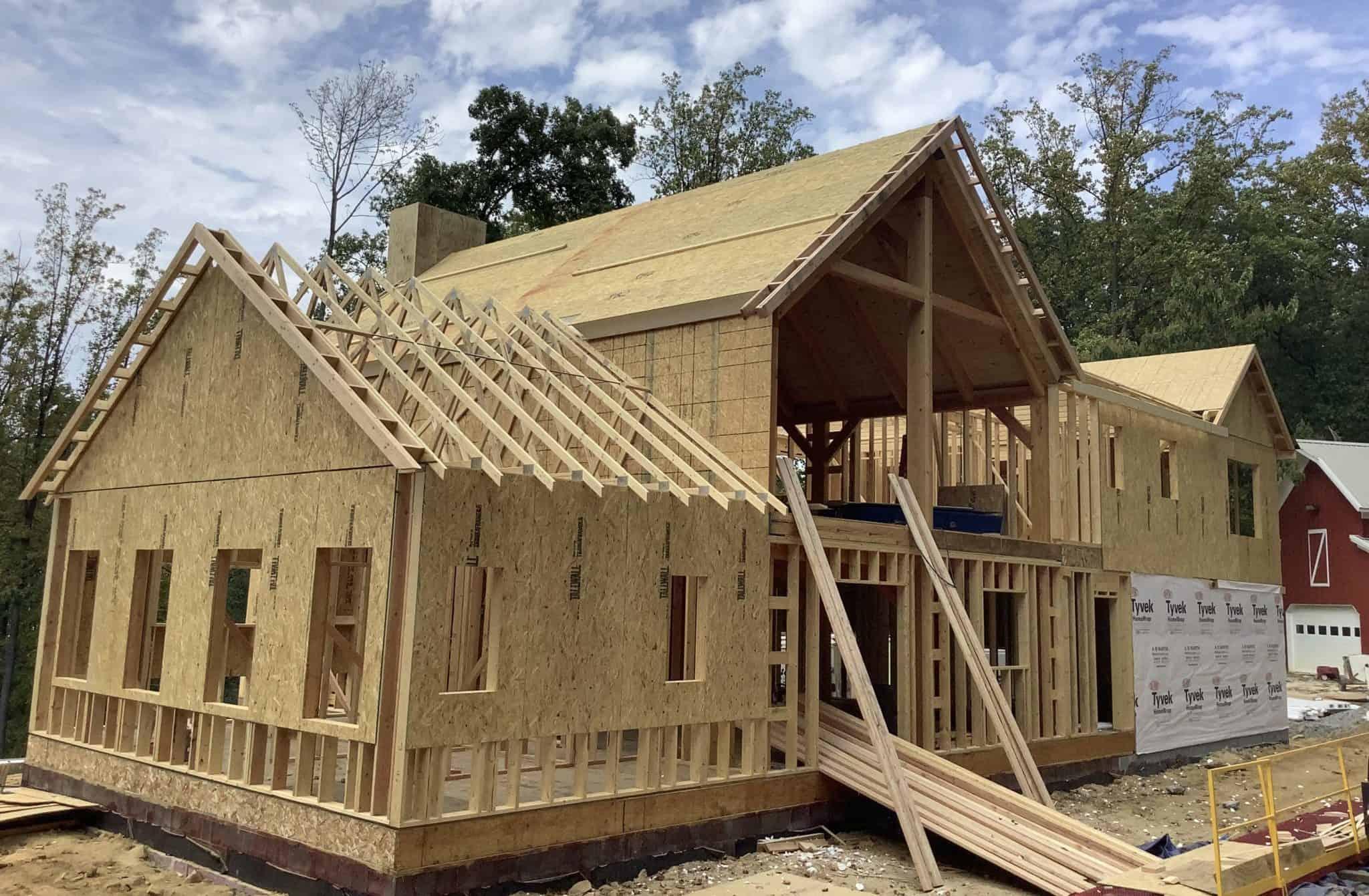 mass timber in progress