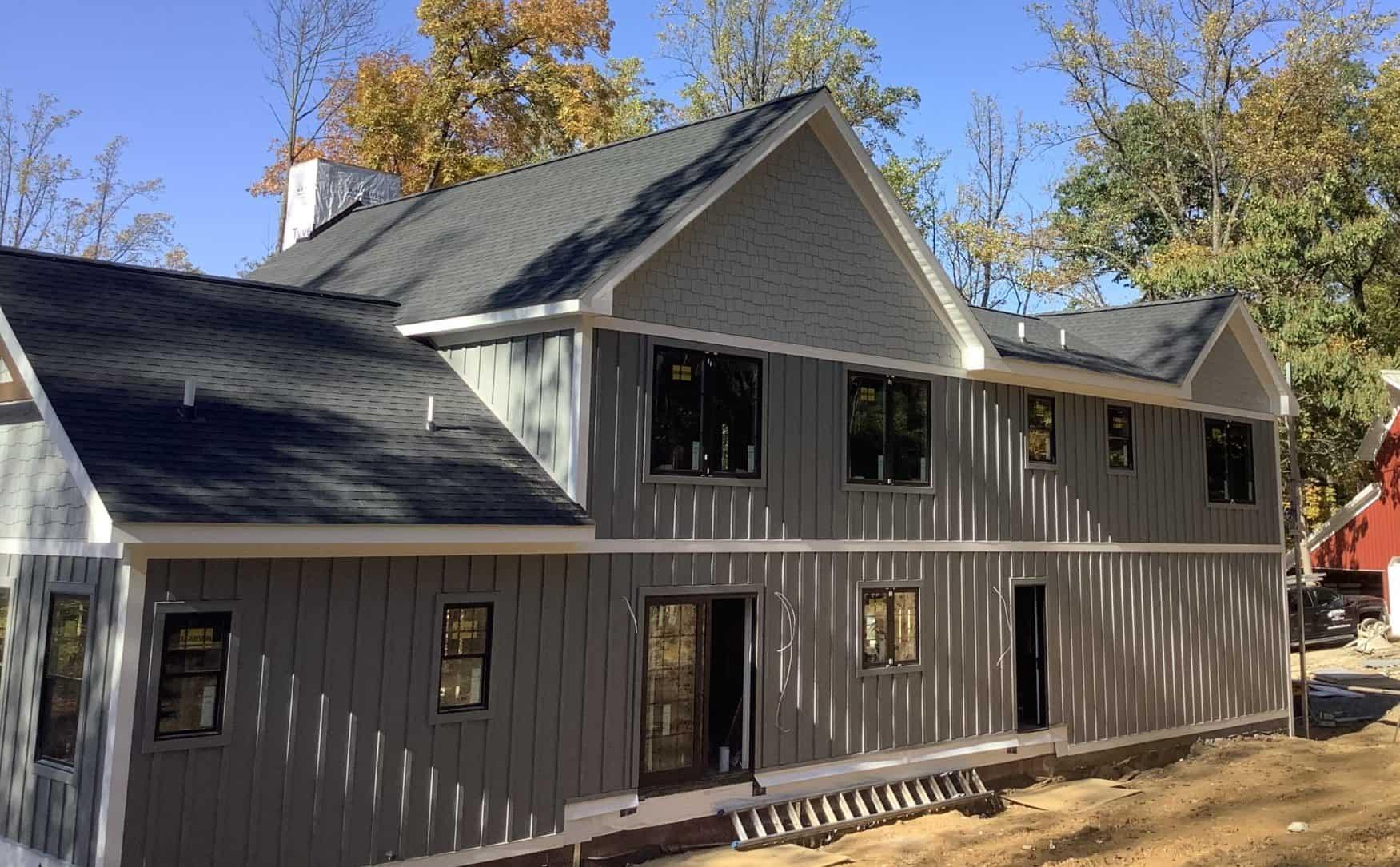 mass timber custom home