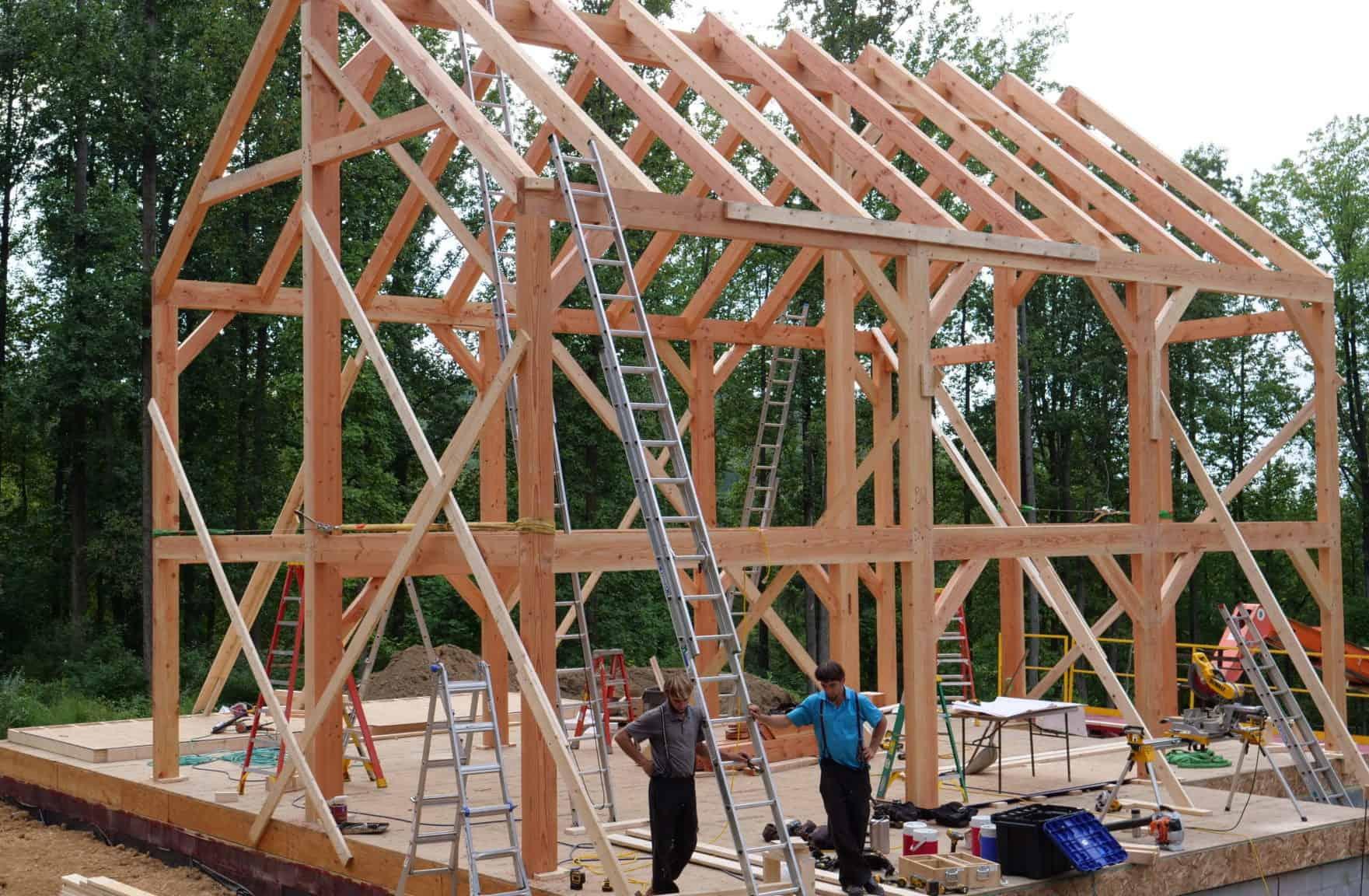 amish mass timber
