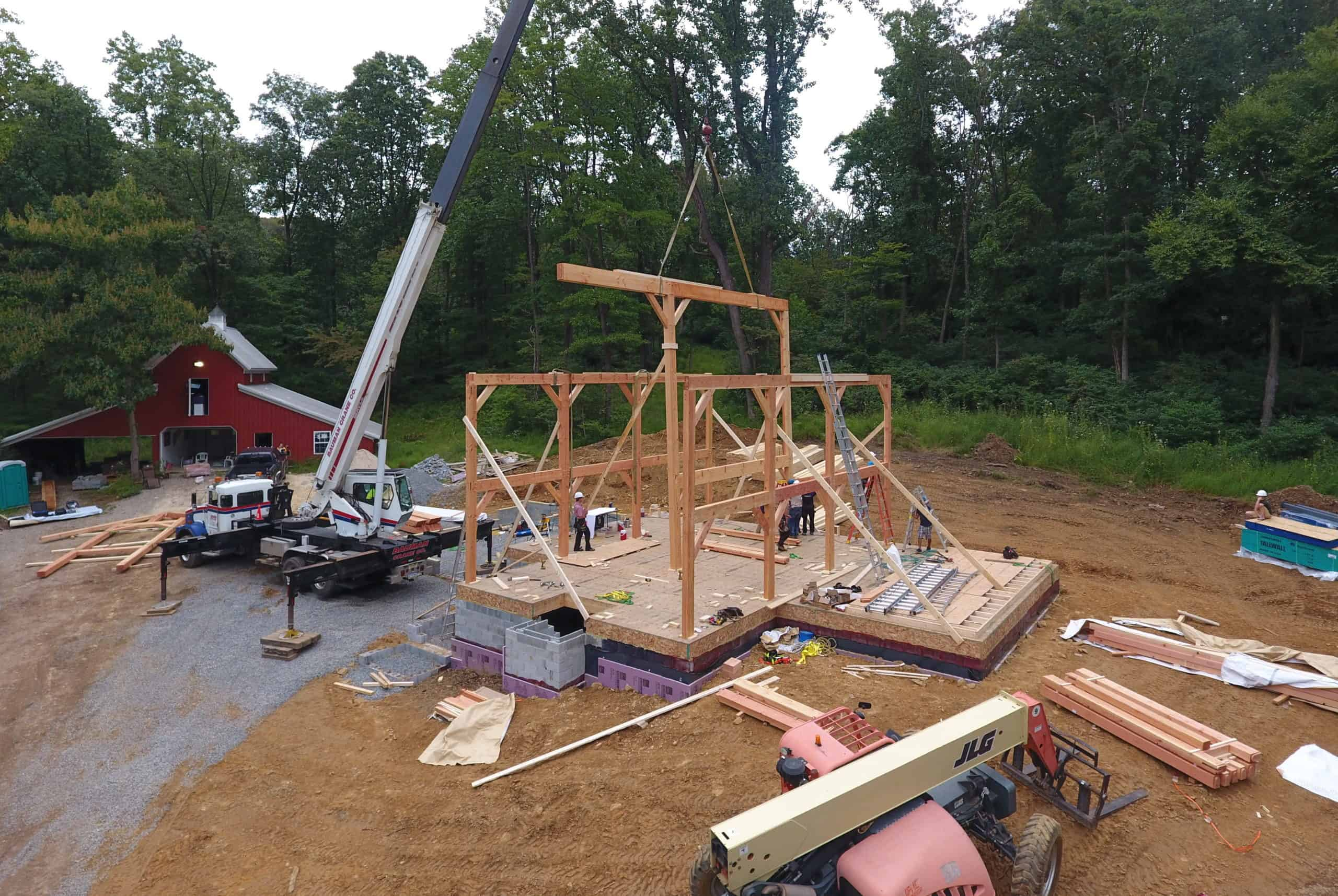 Eco-friendly construction in Mount Joy, PA