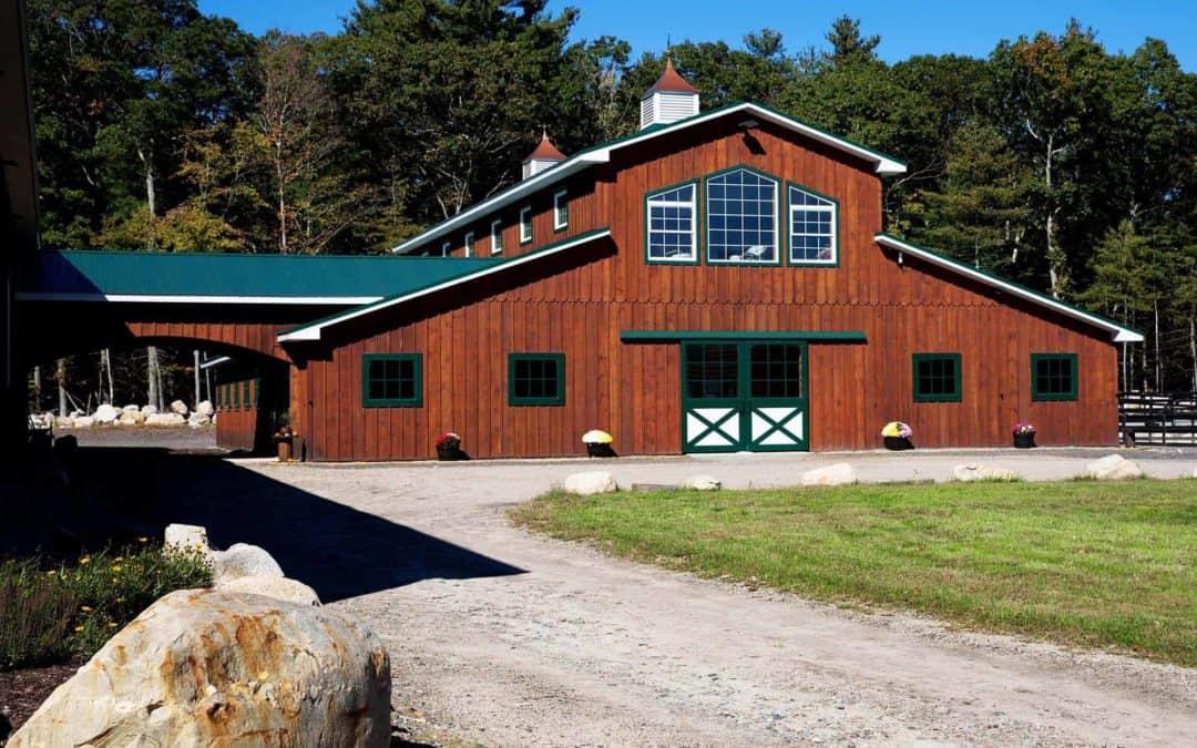 Top Barn Designs in 2021