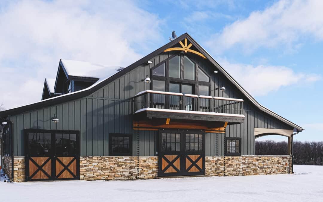 How Hiring a Professional Barn Builder Trumps Buying a Barndominium DIY Kit